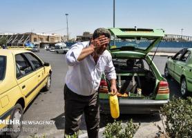 تداوم دمای بیش از 49 درجه در شهرهای خوزستان تا روز دوشنبه