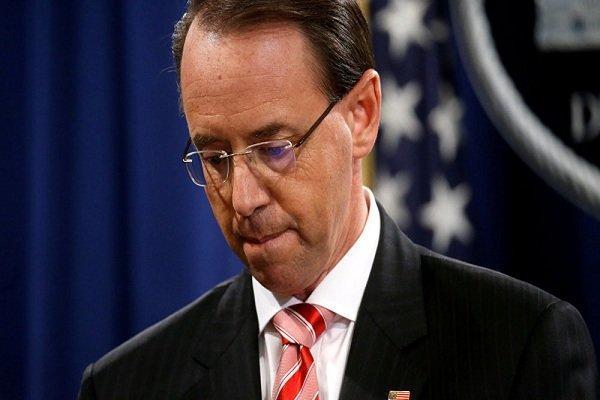 رسانه های محلی مدعی استعفای معاون دادستان آمریکا شدند