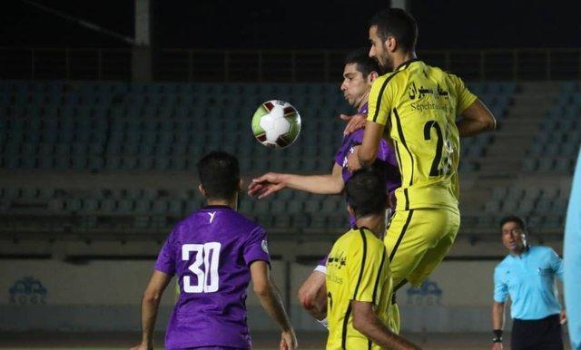 هفته ششم لیگ دسته اول فوتبال، لیگ بی نظم
