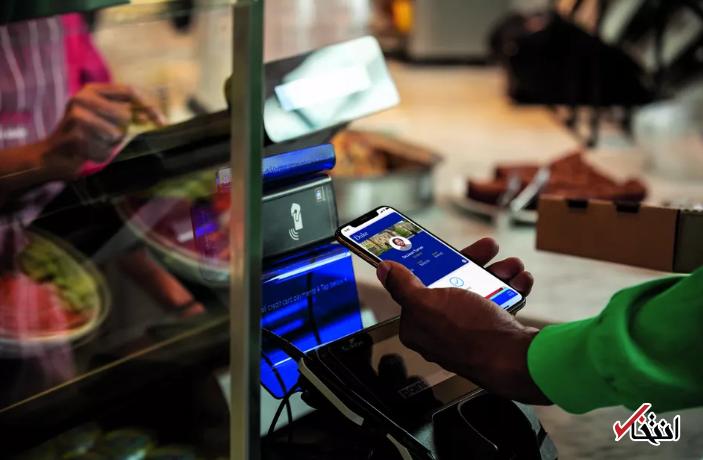 طرح جالب اپل برای پرداخت های الکترونیک دانشجویان ، امکان خرید بدون پول نقد