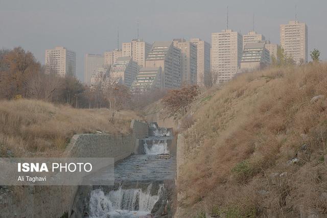 انتشار گاز مرکاپتان و ترکیدگی لوله فاضلاب دو احتمال منشأ بوی نامطبوع تهران است