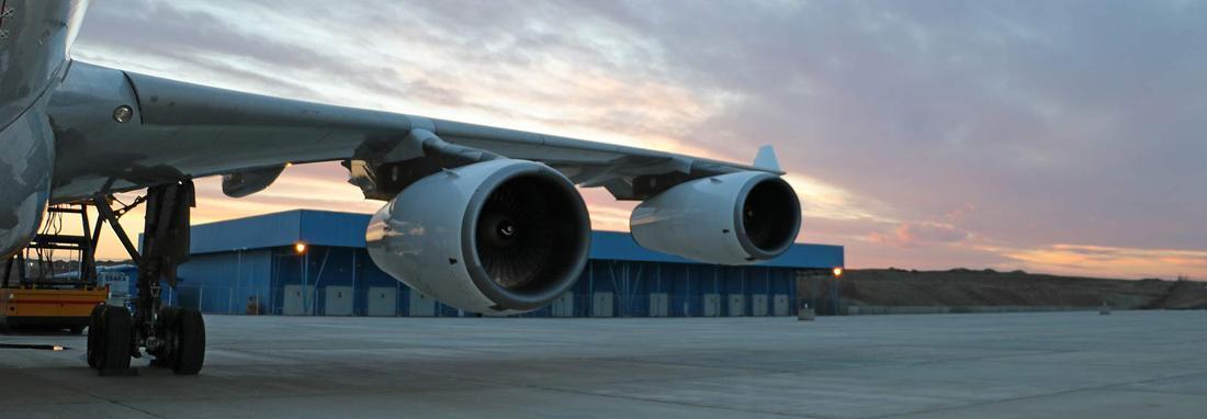 برخورد سازمان هواپیمایی با یک شرکت هواپیمایی ، یک ایرلاین داخلی فاصله جایگاه هواپیمایش را کاهش داد