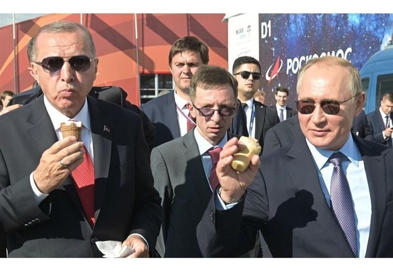 گزارش، دستاوردهای سفر اردوغان از سفر مسکو