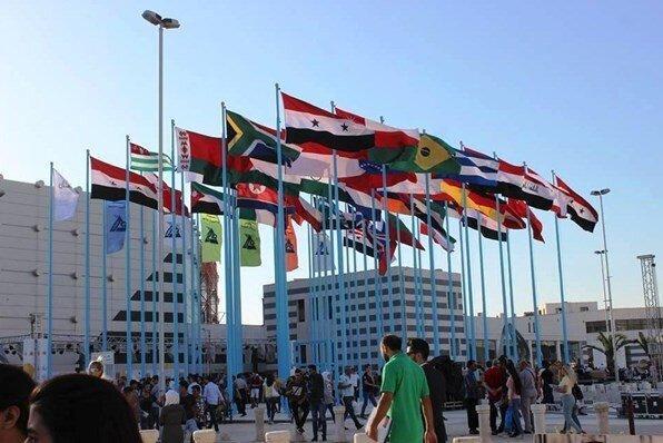 حضور پررنگ امارات در نمایشگاه بین المللی دمشق