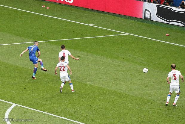 شکست انگلیس مقابل چک، تساوی بدون گل بلغارستان و مونته نگرو