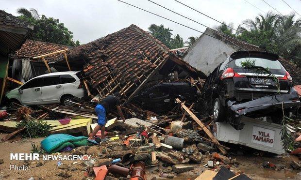 اندونزی سیستم هشدار وقوع سونامی را به روزرسانی می نماید