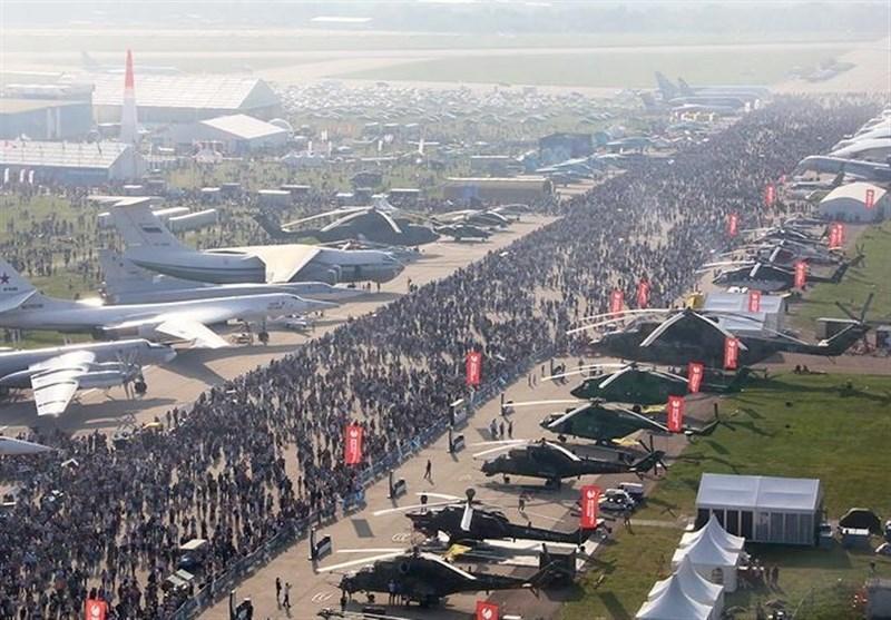 تسلیحات جدیدی که در نمایشگاه ماکس-2019 روسیه به نمایش درآمد
