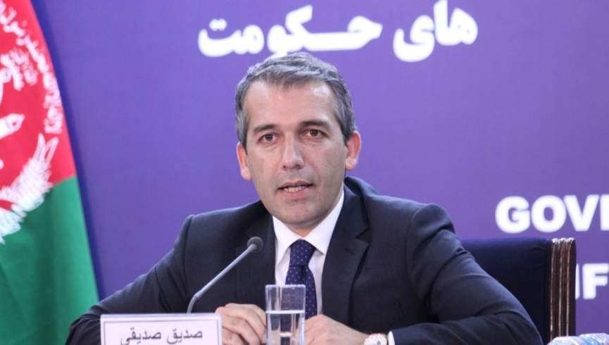صدیقی: دولت افغانستان با برگزاری نشست صلح در چین مخالف نیست
