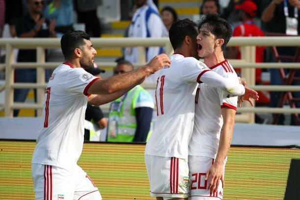 ایران 2 - 0 ویتنام، صعود ایران به یک هشتم نهایی با دبل آزمون
