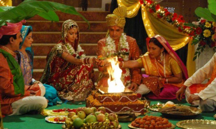 پیچیدگی های مراسم ازدواج در هند