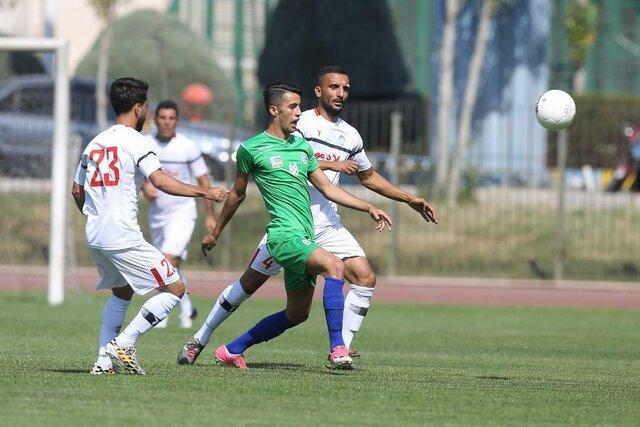 پیروزی استقلال مقابل یک تیم آماتور در بازی محبت آمیز
