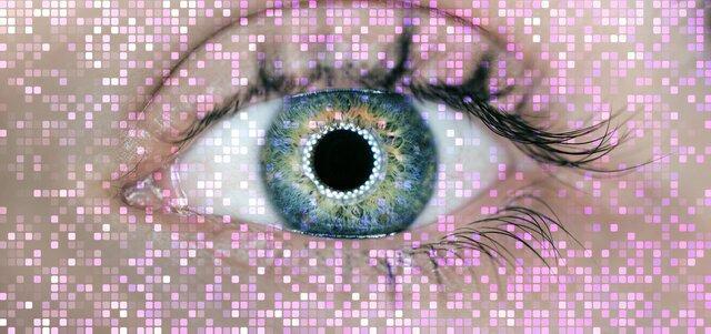 احیای بینایی با کمک شبکیه مصنوعی!