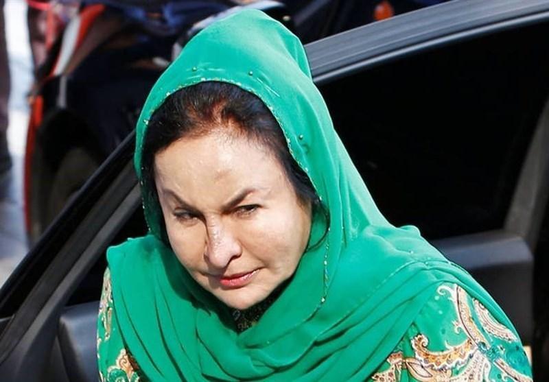 همسر نخست وزیر سابق مالزی به 17 جرم متهم شد