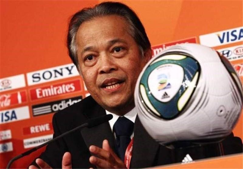 رئیس فدراسیون فوتبال تایلند: ایران در جام جهانی افتخار آسیا بود