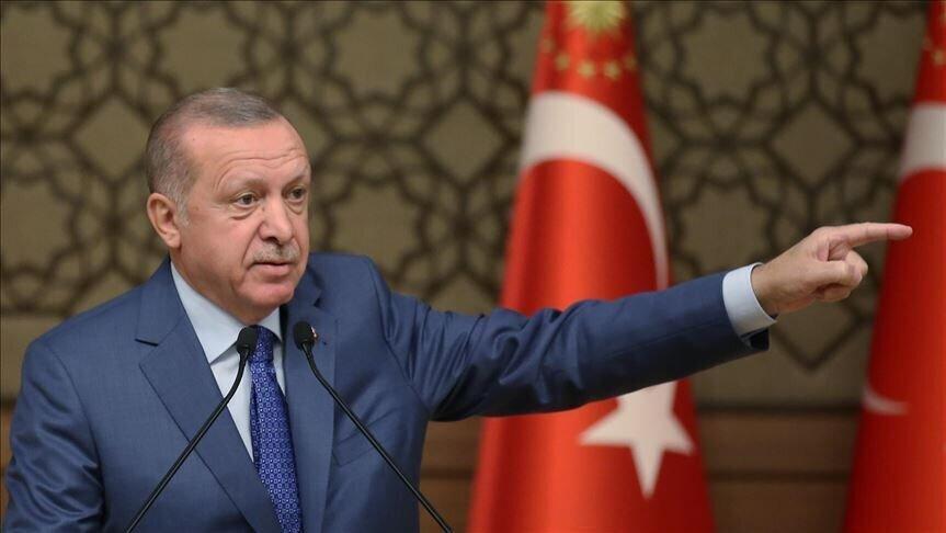 اردوغان: با برادران کُردمان هیچ مسئله ای نداریم