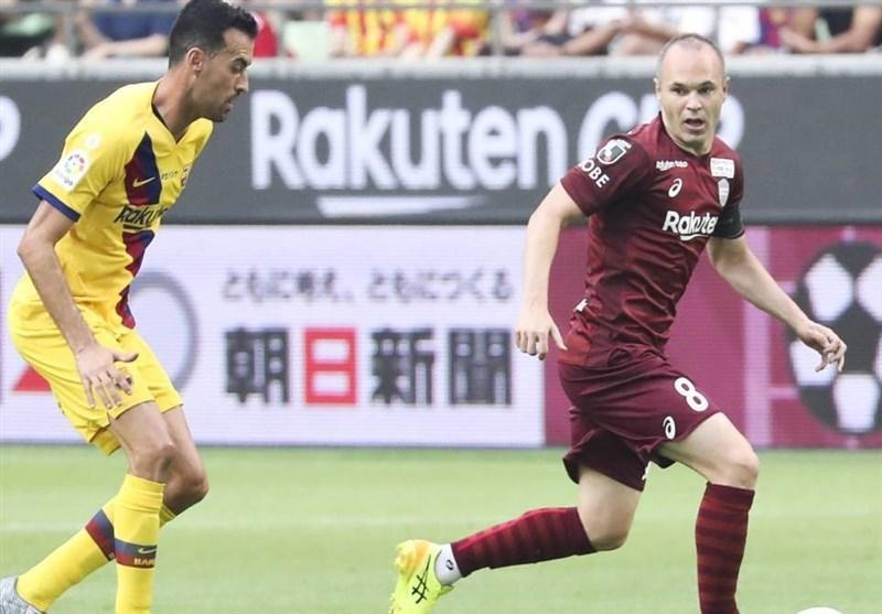 اینیستا: بارسلونا نسبت به فصل گذشته تیم بهتری شده است