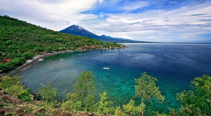 جزایر دست نیافتنی در شرق بالی اندونزی