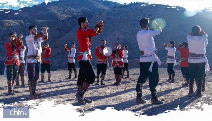 معرفی فرهنگ خراسان شمالی در جشنواره ملی اقوام همدان