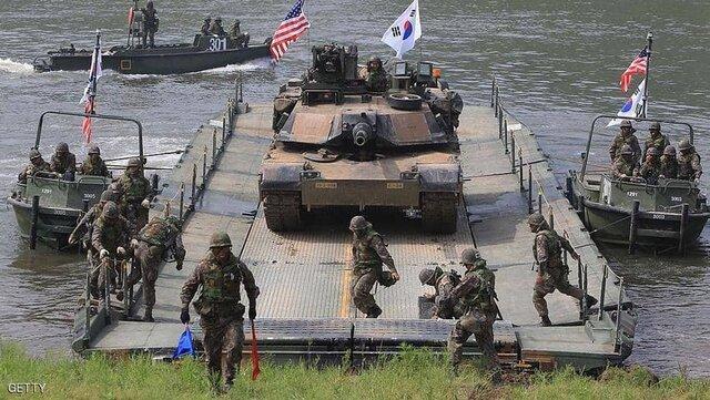 کره شمالی درباره مانورهای مشترک سئول و واشنگتن هشدار داد