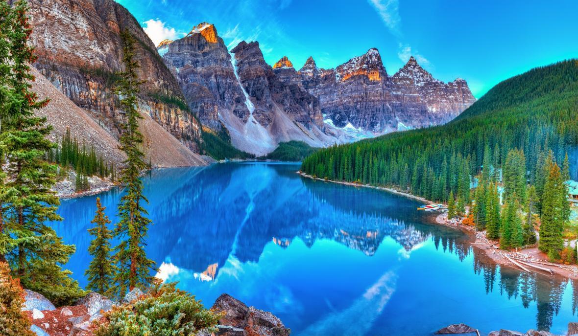 مکان های ثبت شده کانادا در لیست میراث جهانی یونسکو