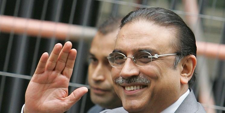 موافقت دادگاه عالی پاکستان با آزادی آصف علی زرداری