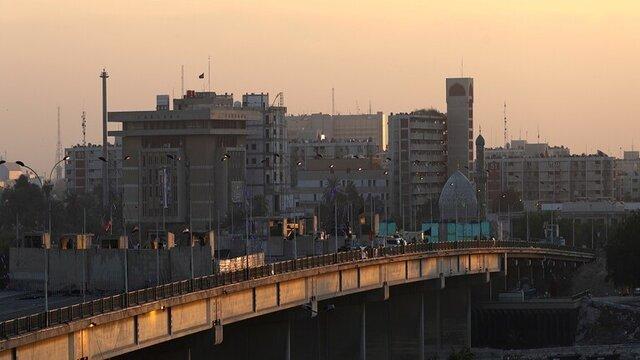 انفجاری مهیب در بغداد
