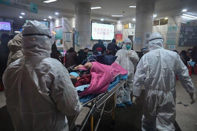 شروع به کار بیمارستانِ جدید ووهان، آخرین آمار جهانی مبتلایان به کروناویروس