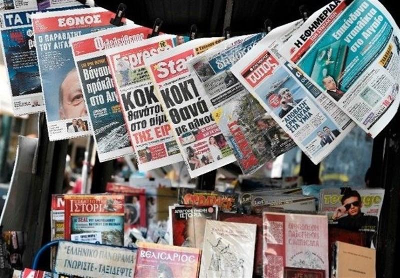نشریات ترکیه در یک نگاه، هشدار اردوغان به مرکل در خصوص حفتر، زلزله 6.8 ریشتری در الازغ