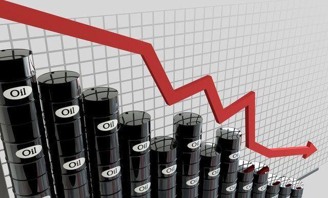 سقوط ادامه دار قیمت نفت