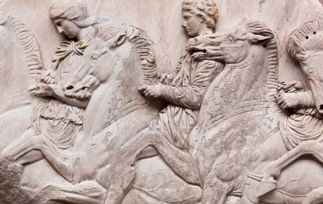 بحث بر سر مرمرهای تاریخی یونان تمامی ندارد