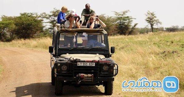 نابودی صنعت گردشگری آفریقا به وسیله کرونا