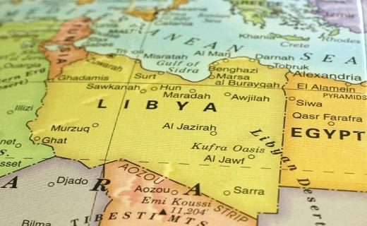 حمله هوایی نیرو های وفاق ملی لیبی به پایگاه نیرو های خلیفه حفتر