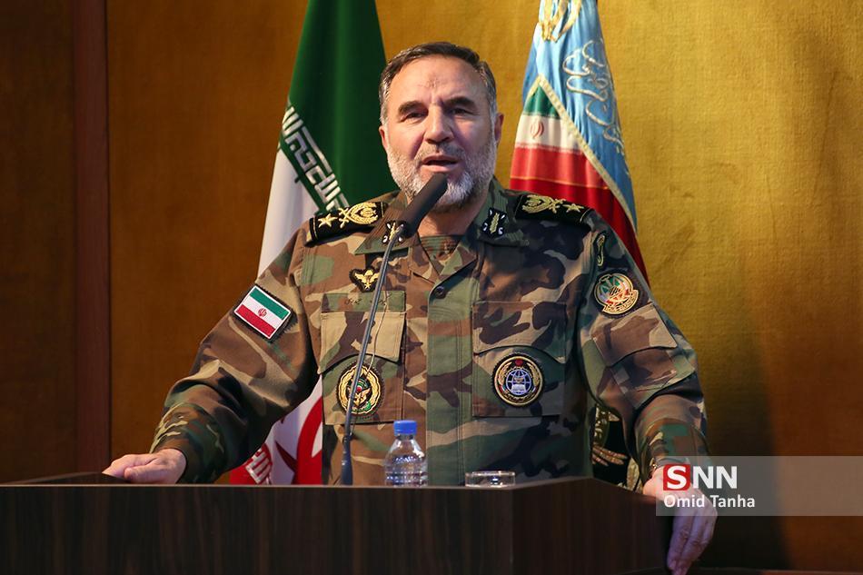 امیر حیدری: پرتاب ماهواره نظامی جای ایران را در فضا تثبیت کرد، تهدید های آمریکا جوسازی و ناشی از ترس است