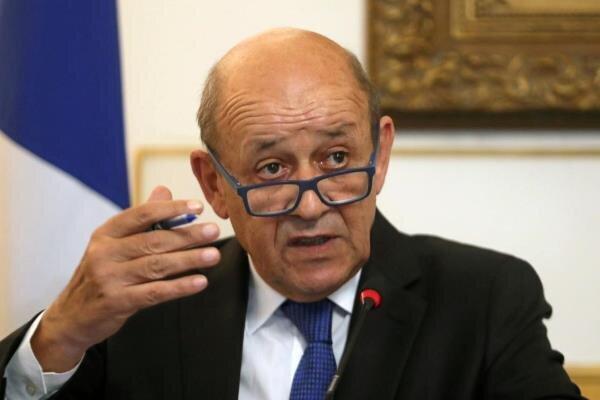 روایت وزیر خارجه فرانسه از رابطه با ایران بعد از زندانی شدن عادلخواه