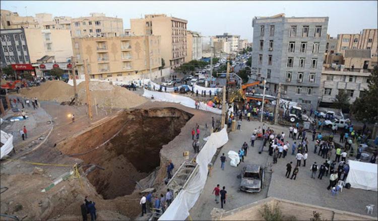 مسئولیت تخمین زلزله مهم بعدی در تهران