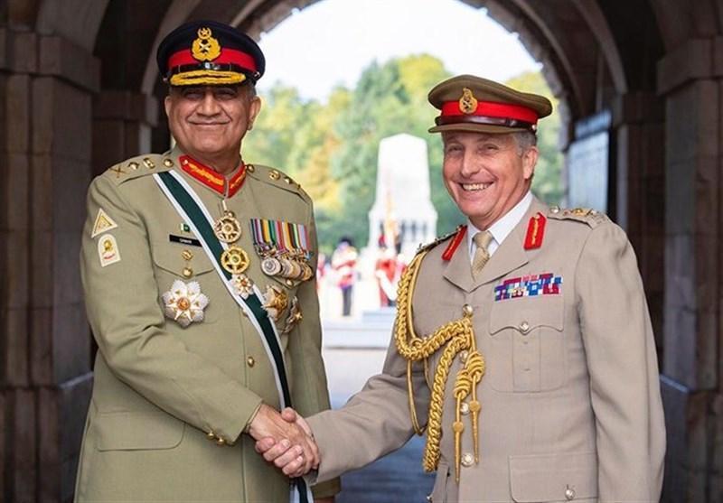 انگلیس طراح سفر رئیس ستاد ارتش پاکستان به کابل