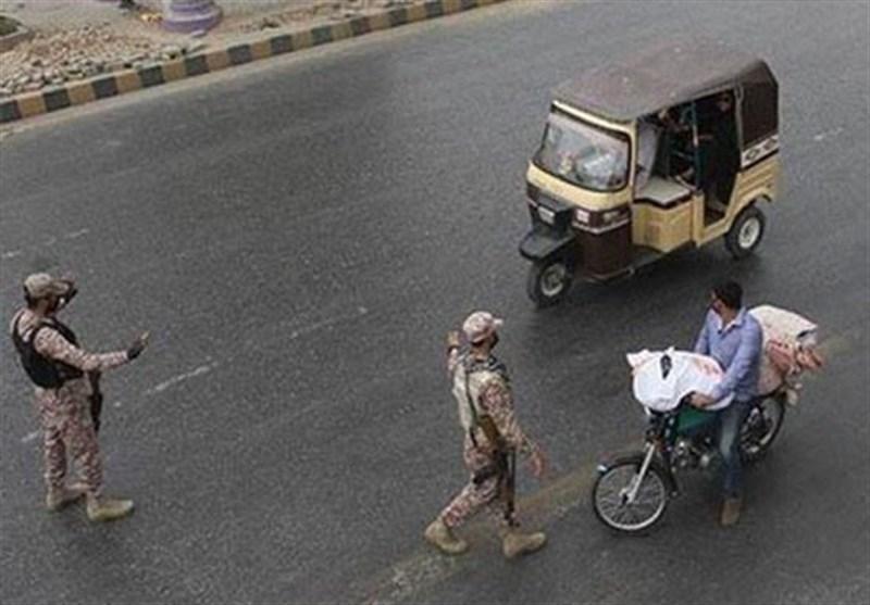 قرنطینه شدید در مناطق پر خطر پاکستان از سر گرفته شد