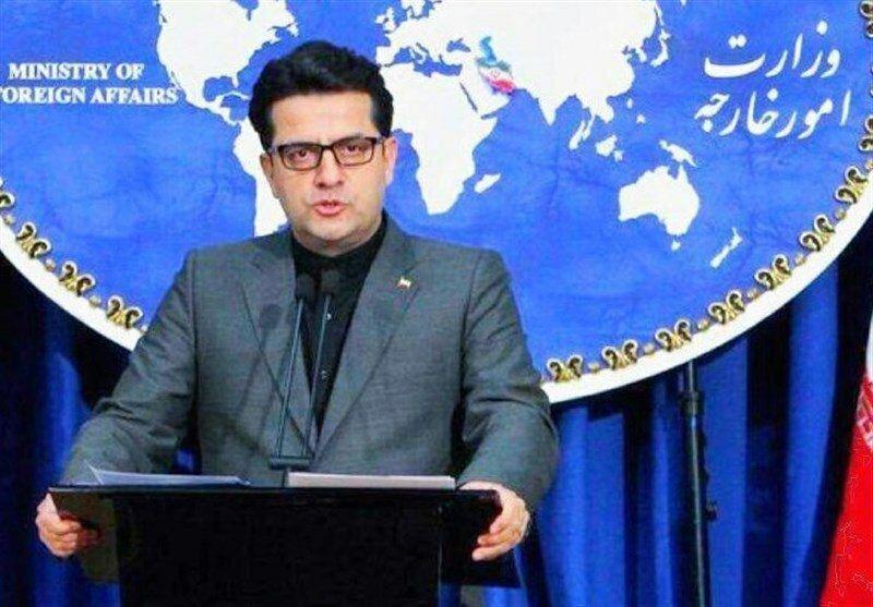 سخنگوی وزارت خارجه شایعات درباره عراقچی را تکذیب کرد