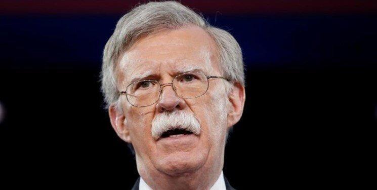 بولتون ایران را تهدیدی علیه آمریکا می داند