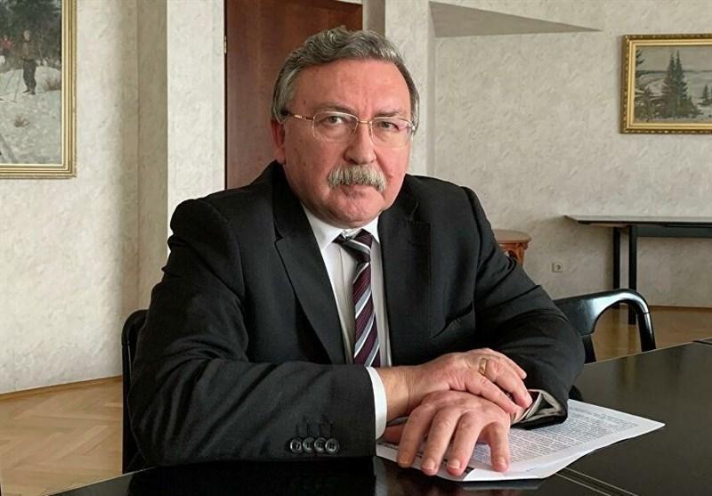 اولیانوف: ایران هیچ چیز را از آژانس بین المللی انرژی اتمی پنهان نکرده است