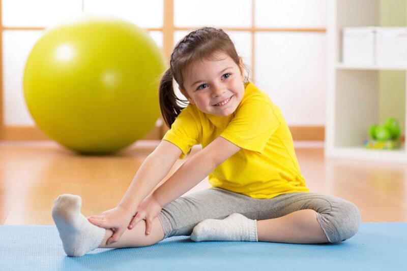 تاثیر ورزش بر رشد قدی بچه ها و نوجوانان
