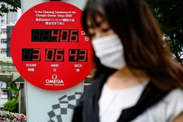 مخالفت نیمی از ساکنان توکیو با برگزاری المپیک در سال 2021