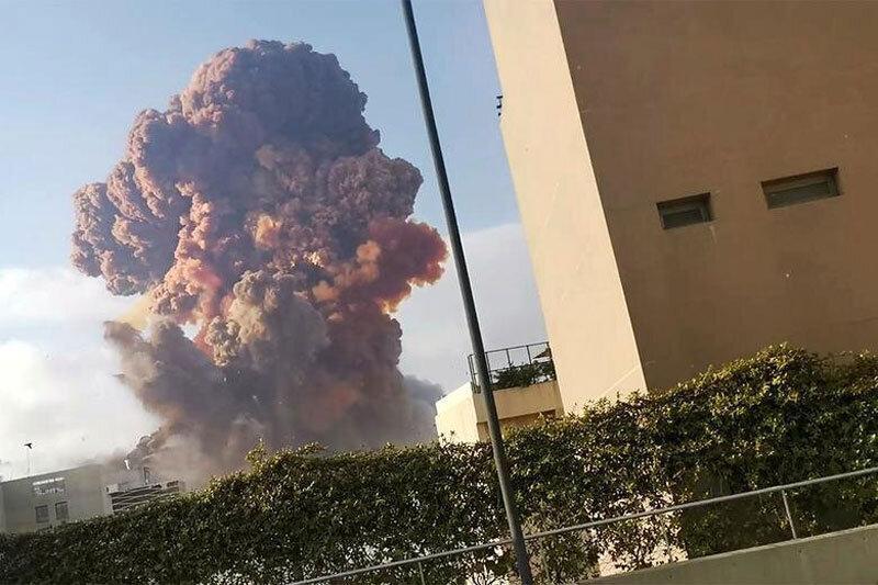 تحقیقات در خصوص انفجار بیروت تکمیل شد