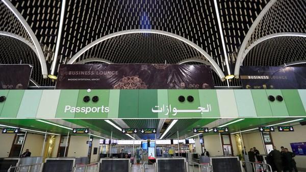 شلیک یک راکت کاتیوشا به سمت فرودگاه بین المللی بغداد