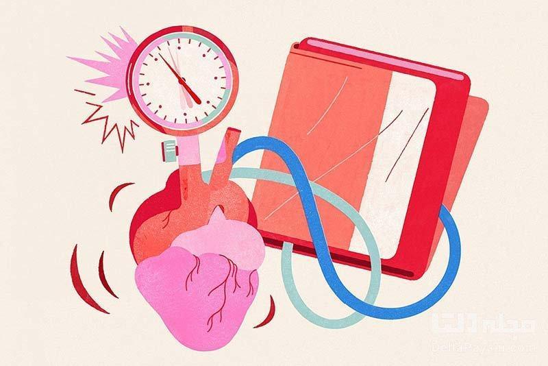 آیا فشار خون طبیعی دارید؟