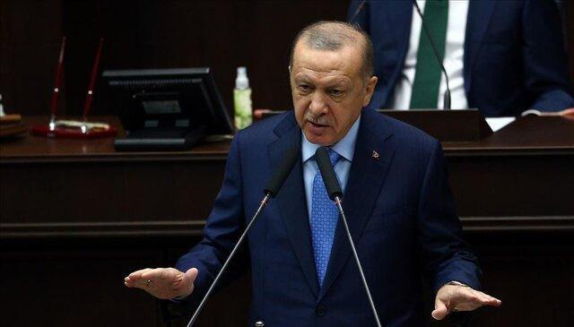 اردوغان: خواستار برقراری هرچه سریع تر صلح و آرامش در سوریه همانند قره باغ هستیم
