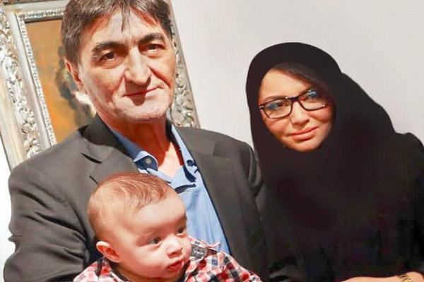ناگفته های همسر جدید ناصر محمدخانی
