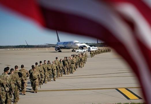 ارتش آمریکا تا سرانجام 2020 از عراق و سوریه خارج می شوند؟