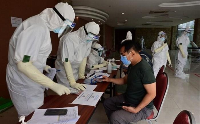 واکسیناسیون سراسری در اندونزی با واکسن چینی کرونا
