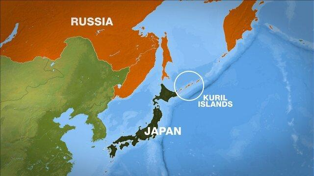 روسیه در جزایر مورد ادعای ژاپن موشک مستقر کرد